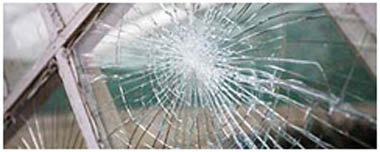 Greasby Smashed Glass